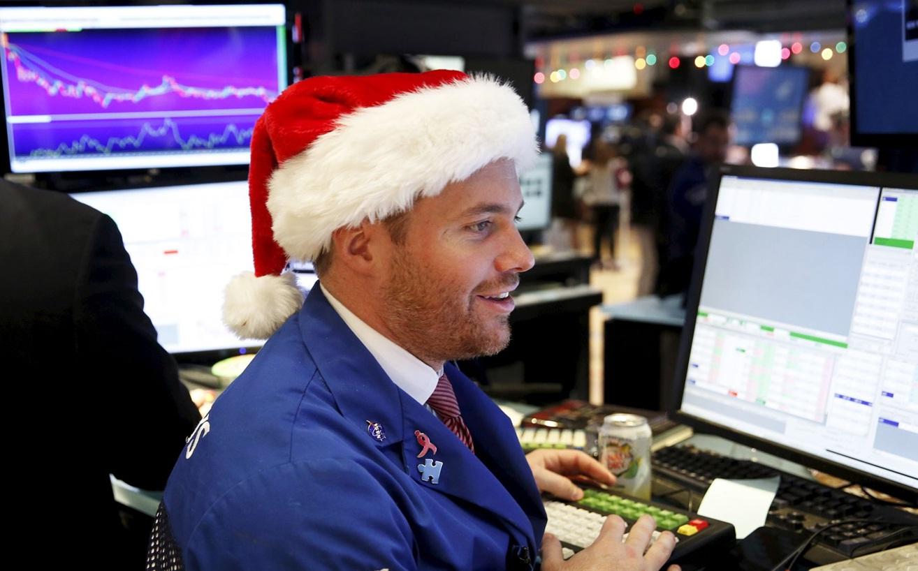 Влияние новогодних праздников на рынок криптовалют