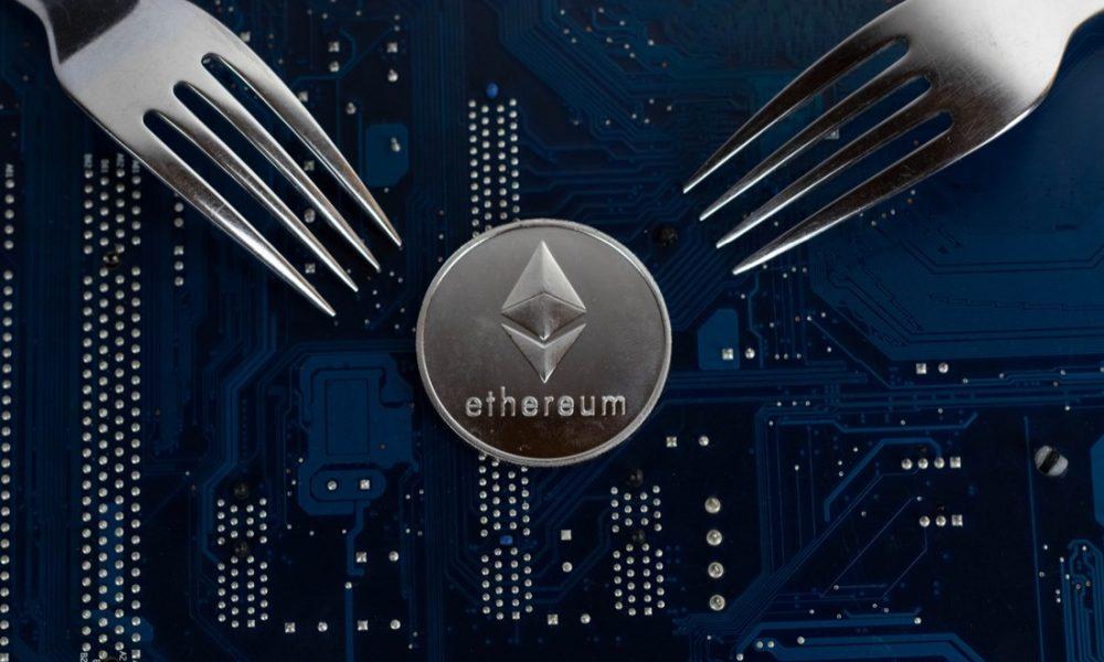 Вweb-сети интернет Ethereum состоялся хардфорк Constantinople
