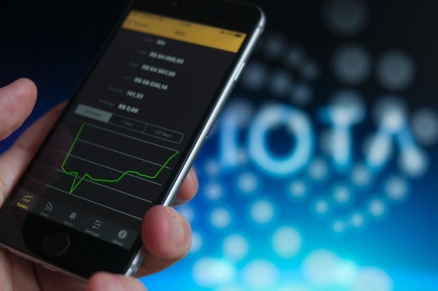 Спонтанное сотрудничество: банк Норвегии начнет работать сIOTA