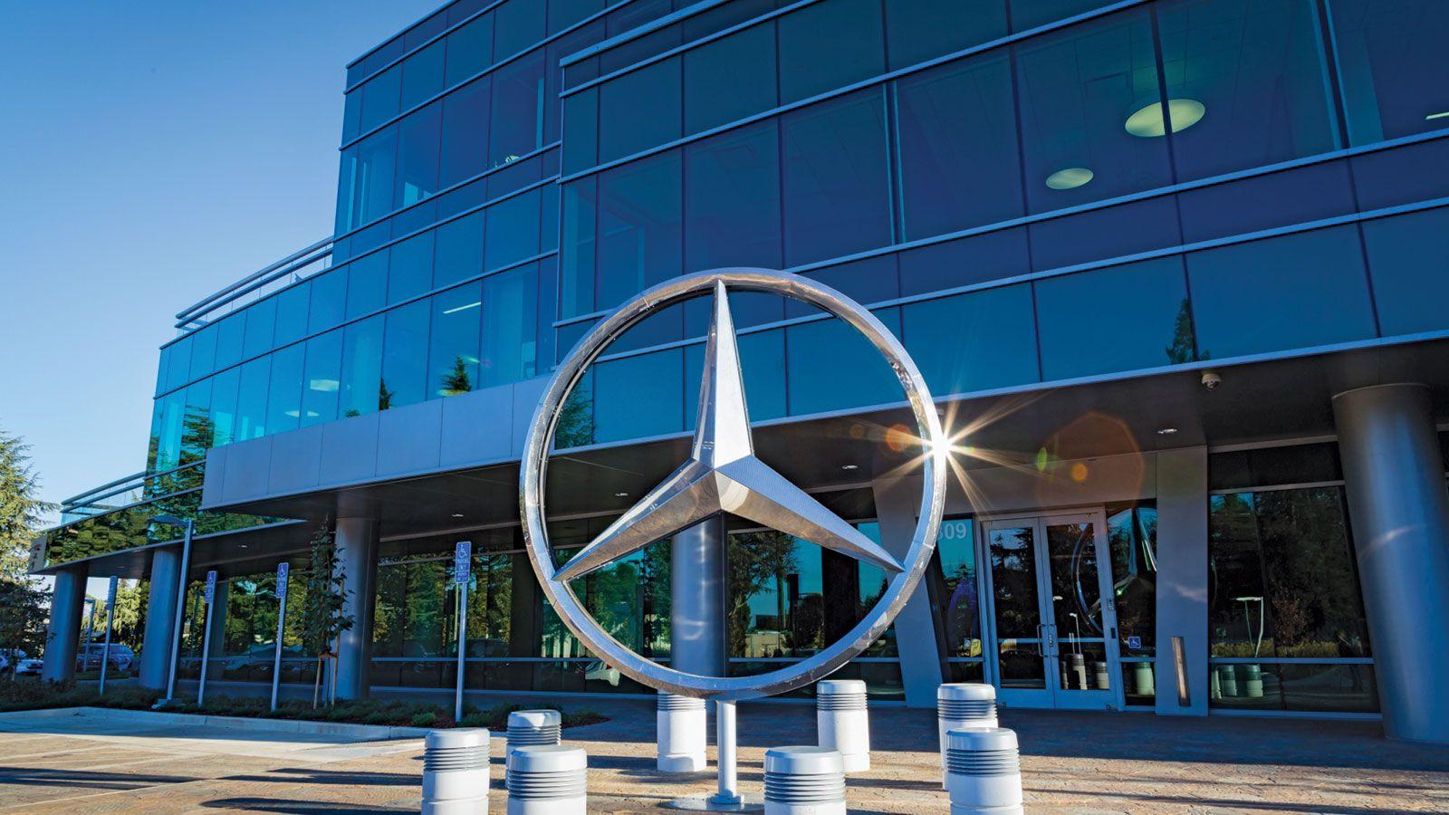 Mercedes-Benz интегрировал блокчейн в свою деятельность
